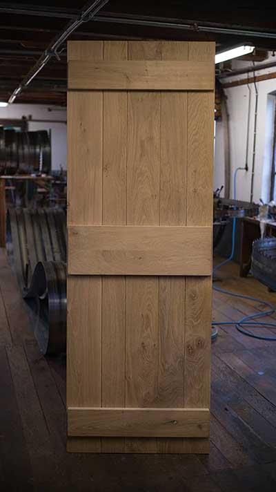 houten deuren Cottageworld model DS binnendeur
