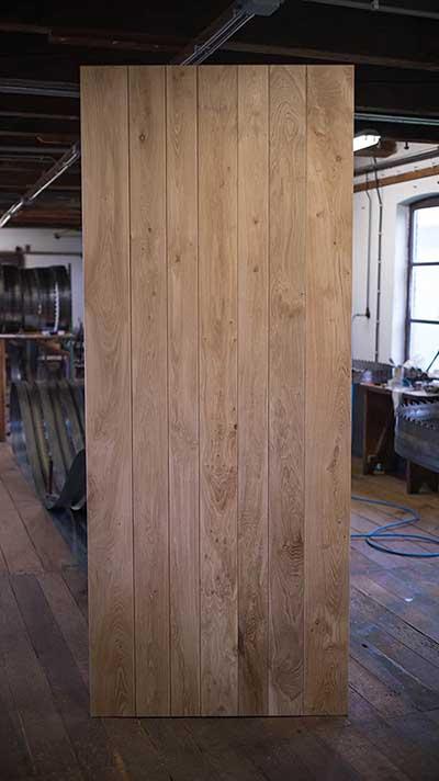 houten deuren Cottageworld model SW binnendeur