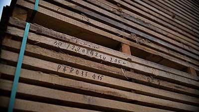 eiken houten planken voor op maat gemaakte houten deuren
